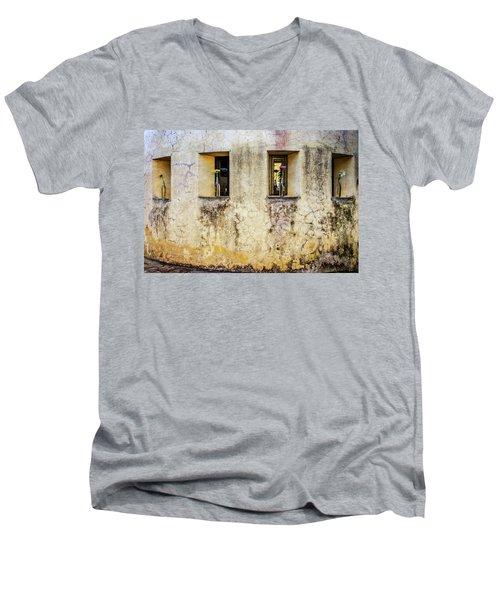 Portals Men's V-Neck T-Shirt