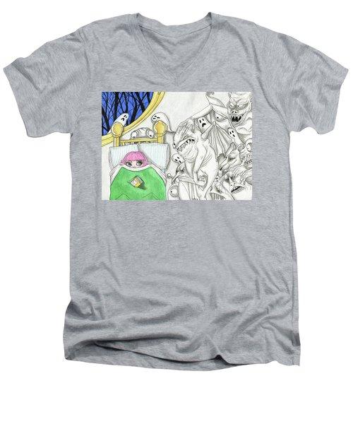 Possible Side Effects Men's V-Neck T-Shirt