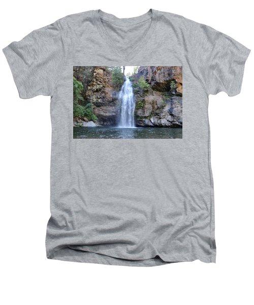 Potem Falls Men's V-Neck T-Shirt