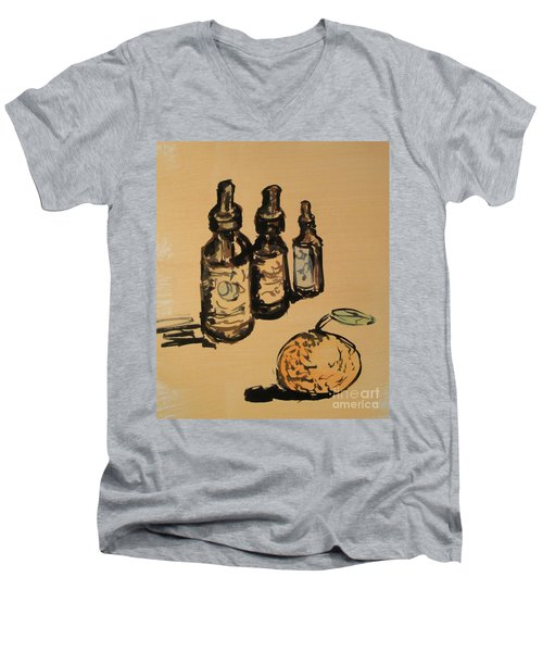 Potions Men's V-Neck T-Shirt