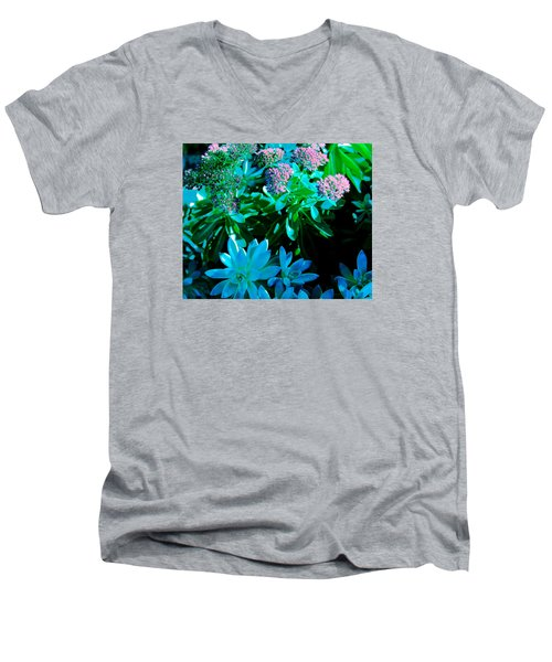 Potmates 5 Men's V-Neck T-Shirt
