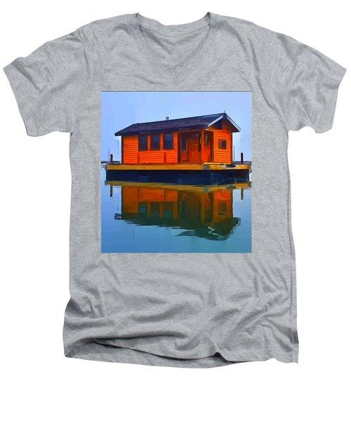 PR1 Men's V-Neck T-Shirt
