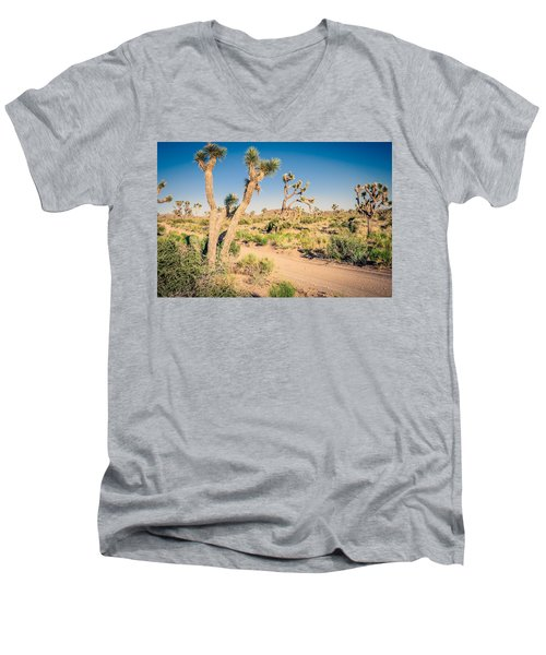 Prairie Men's V-Neck T-Shirt