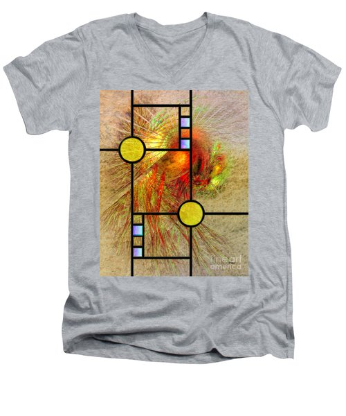 Prairie View Men's V-Neck T-Shirt