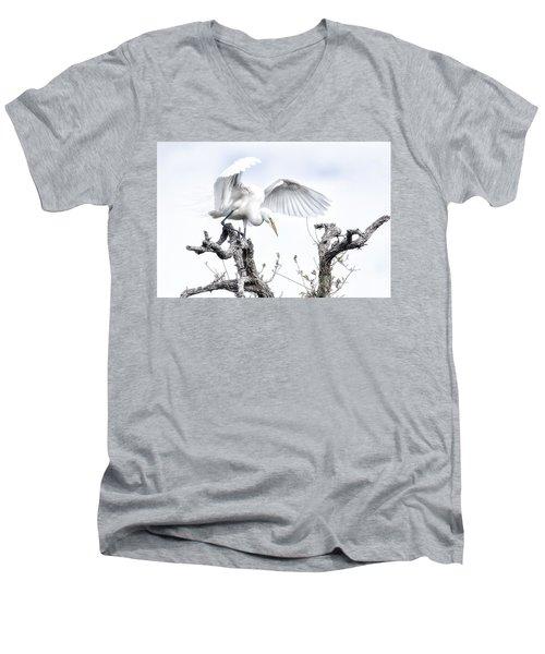Pre-flight Men's V-Neck T-Shirt