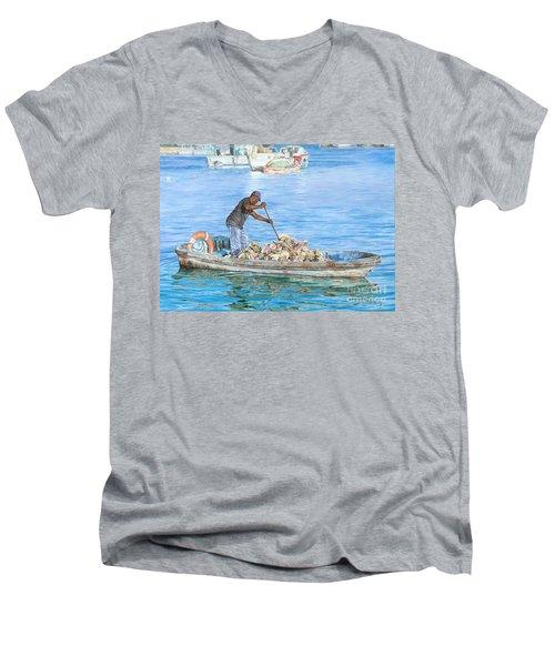 Precious Cargo Men's V-Neck T-Shirt
