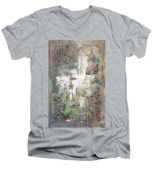Preemptive Strike Men's V-Neck T-Shirt