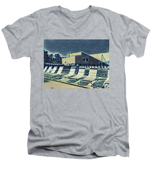 Premier 1 Men's V-Neck T-Shirt