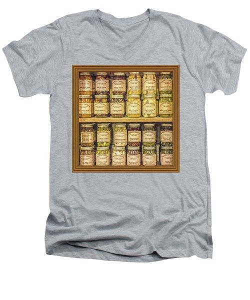 Preserves Men's V-Neck T-Shirt