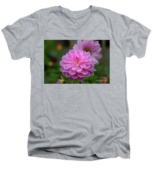 Pretty In Pink 1 Men's V-Neck T-Shirt