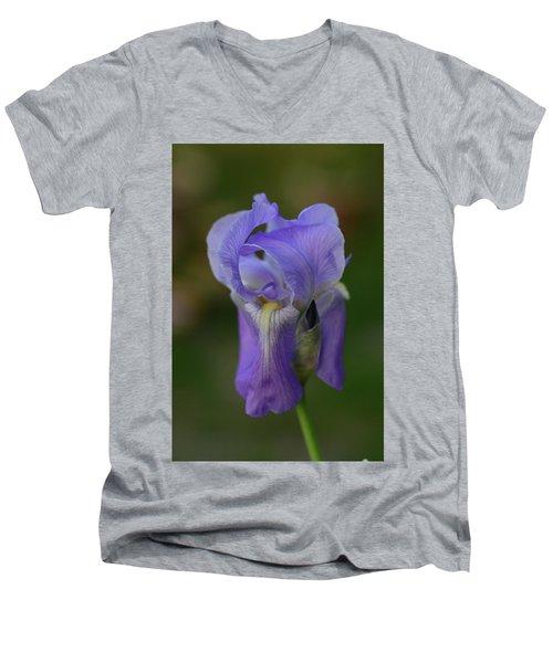 Pretty In Purple Men's V-Neck T-Shirt