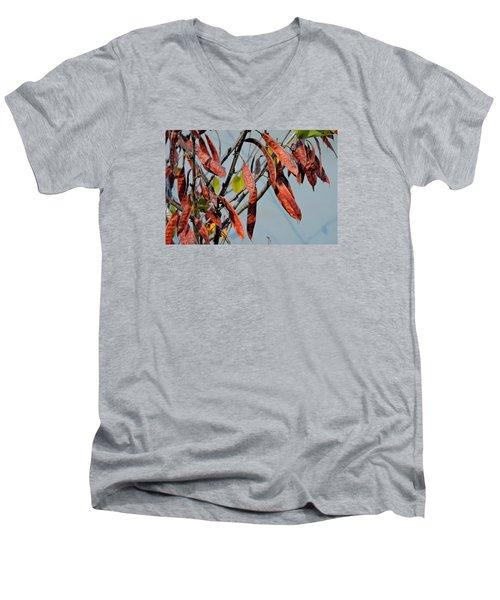 Pretty Pods Men's V-Neck T-Shirt