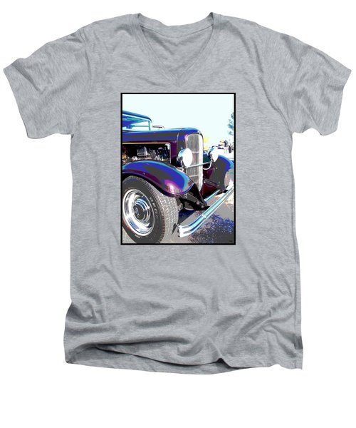 Men's V-Neck T-Shirt featuring the photograph Pride And Joy  by Glenn McCarthy Art and Photography