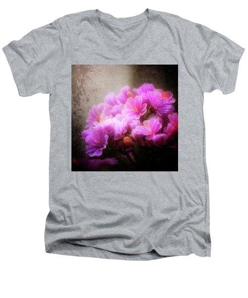 Primordial Elegance Men's V-Neck T-Shirt