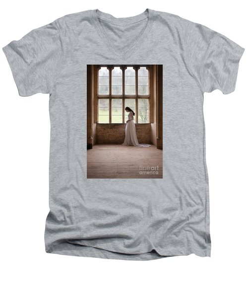 Princess In The Castle Men's V-Neck T-Shirt
