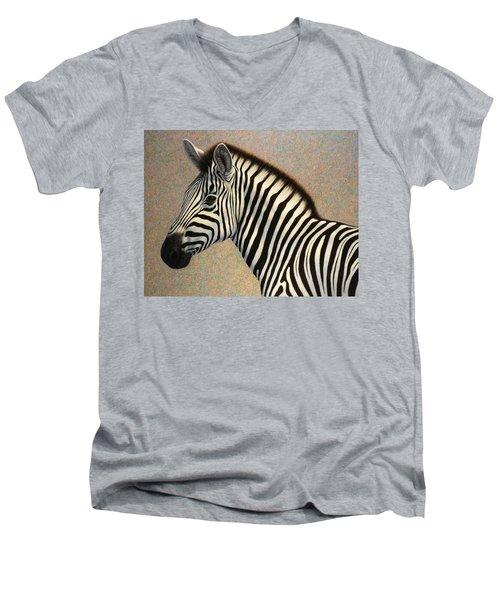 Principled Men's V-Neck T-Shirt