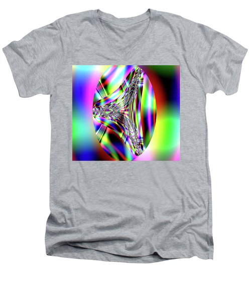 Prism Men's V-Neck T-Shirt