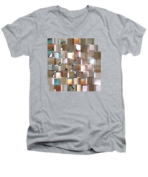 Prism 2 Men's V-Neck T-Shirt