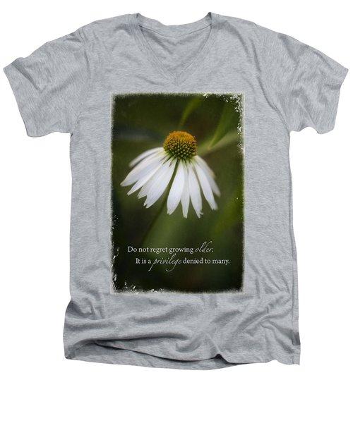 Privileged Men's V-Neck T-Shirt