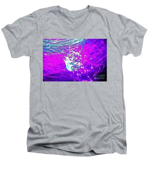 Mind Blown Men's V-Neck T-Shirt