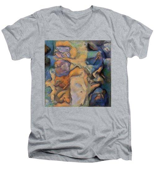 Prologue Men's V-Neck T-Shirt