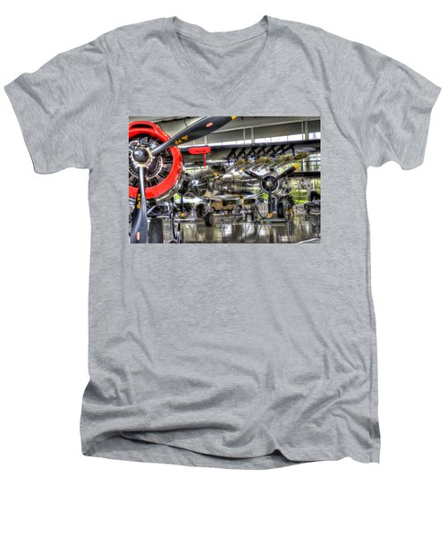 Prop Men's V-Neck T-Shirt