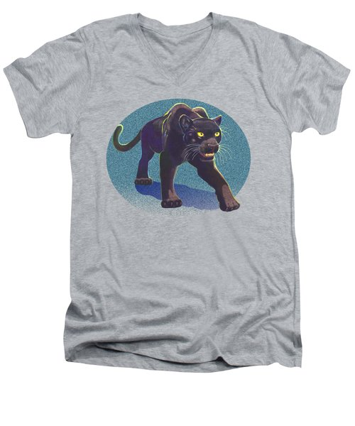 Prowl Men's V-Neck T-Shirt