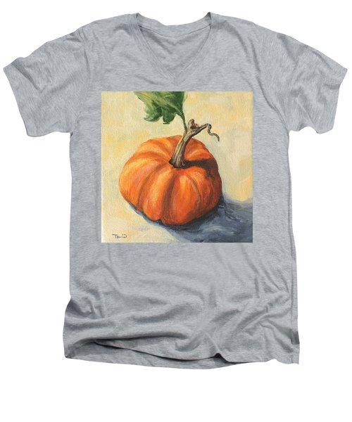 Pumpkin Everything Men's V-Neck T-Shirt
