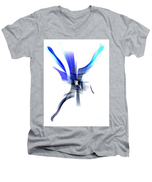 Purity 2 Men's V-Neck T-Shirt by Thibault Toussaint