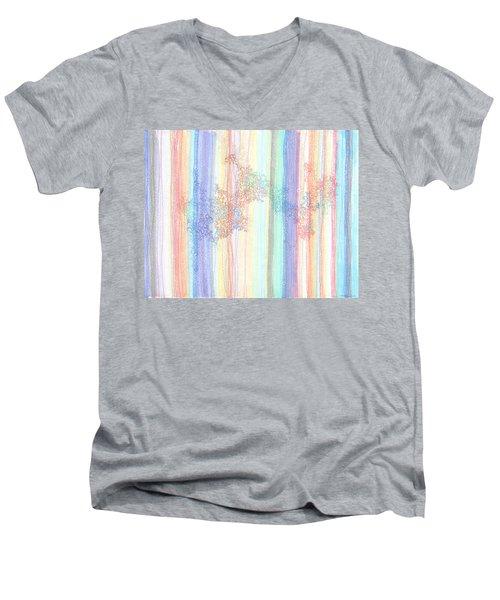 Quantum Foam Men's V-Neck T-Shirt