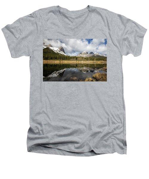 Quarry Lake Men's V-Neck T-Shirt