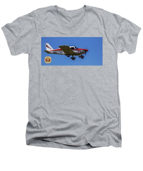 Race 179 Fly By Men's V-Neck T-Shirt