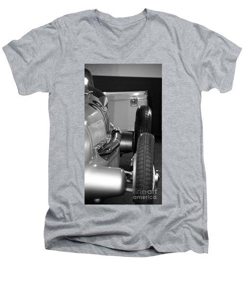Race Prepared Men's V-Neck T-Shirt