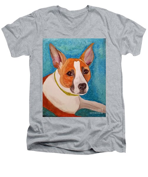 Radar  Men's V-Neck T-Shirt