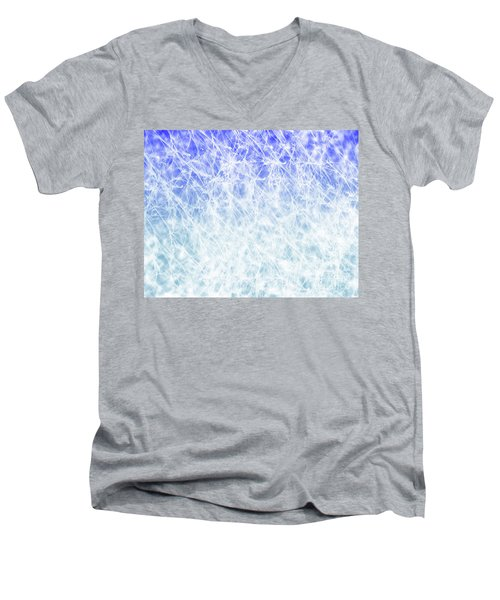 Radiant Days Men's V-Neck T-Shirt