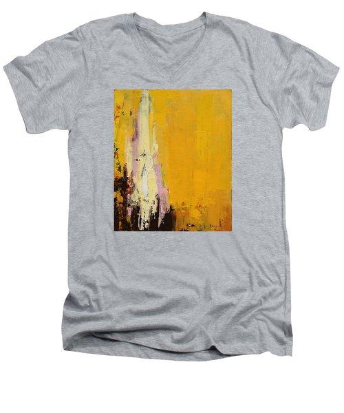 Radiant Hope Men's V-Neck T-Shirt