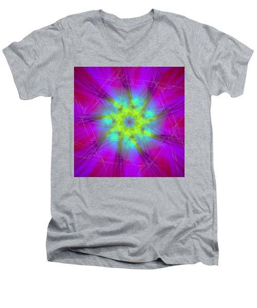 Radicanism Men's V-Neck T-Shirt