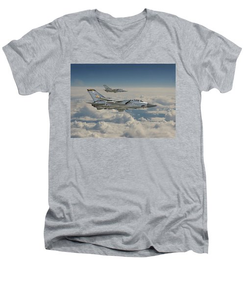 Raf Tornado Men's V-Neck T-Shirt