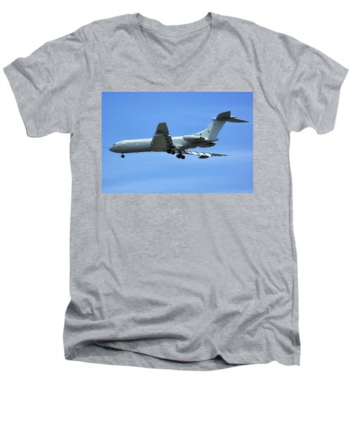 Raf Vickers Vc10 C1k Men's V-Neck T-Shirt by Tim Beach