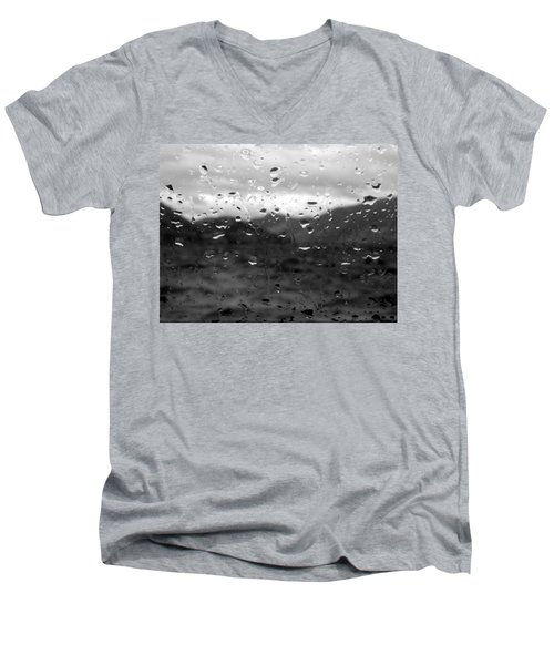 Rain And Wind Men's V-Neck T-Shirt