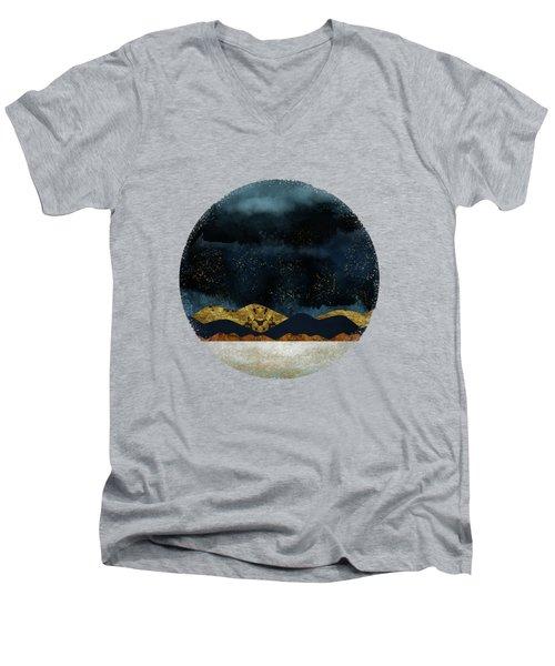 Rain Men's V-Neck T-Shirt