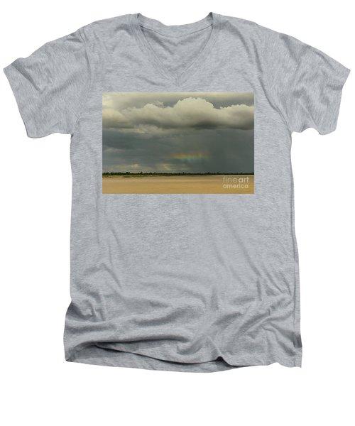 Rainbow Magic Men's V-Neck T-Shirt