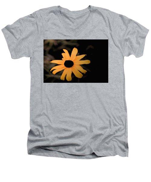 Rainy Day In The Black Hills Men's V-Neck T-Shirt