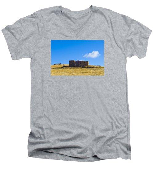 Rainy Day Stash Men's V-Neck T-Shirt