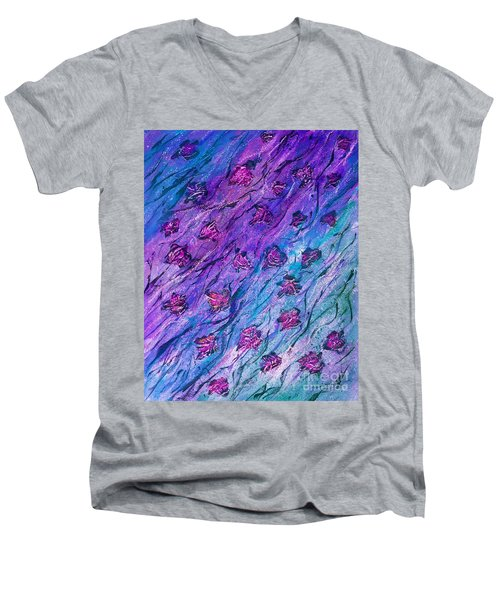 Rainy Days And Sundays  Men's V-Neck T-Shirt
