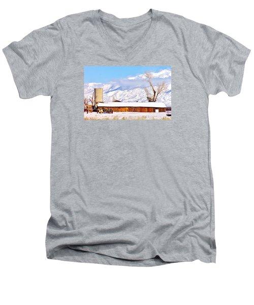 Ranchstyle Men's V-Neck T-Shirt