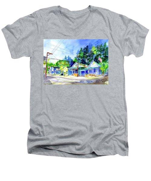 Randy's Dutch Flat Men's V-Neck T-Shirt