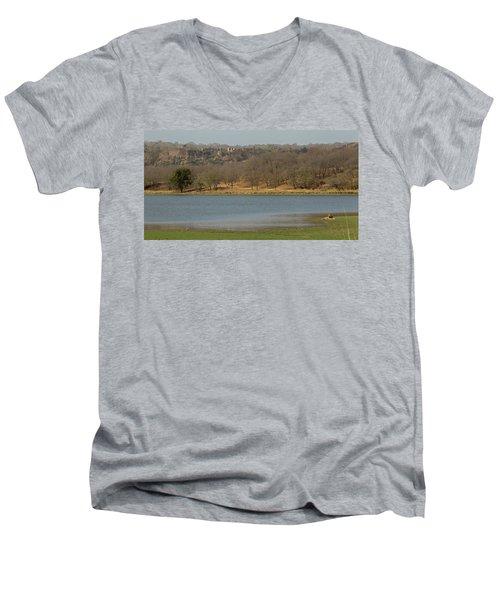 Ranthambore National Park Men's V-Neck T-Shirt