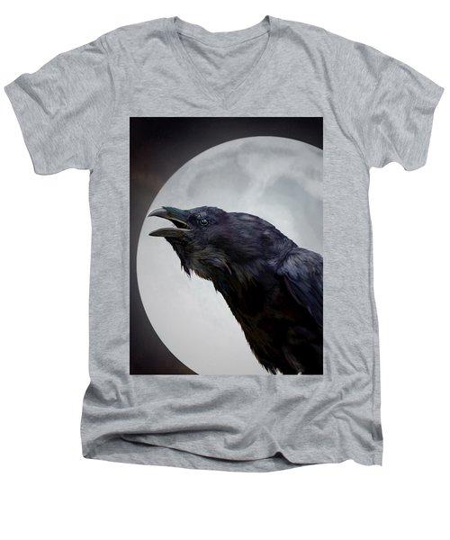 Ravensong Men's V-Neck T-Shirt