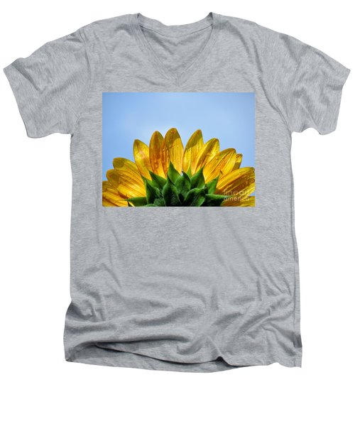 Rays Of Sunshine Men's V-Neck T-Shirt